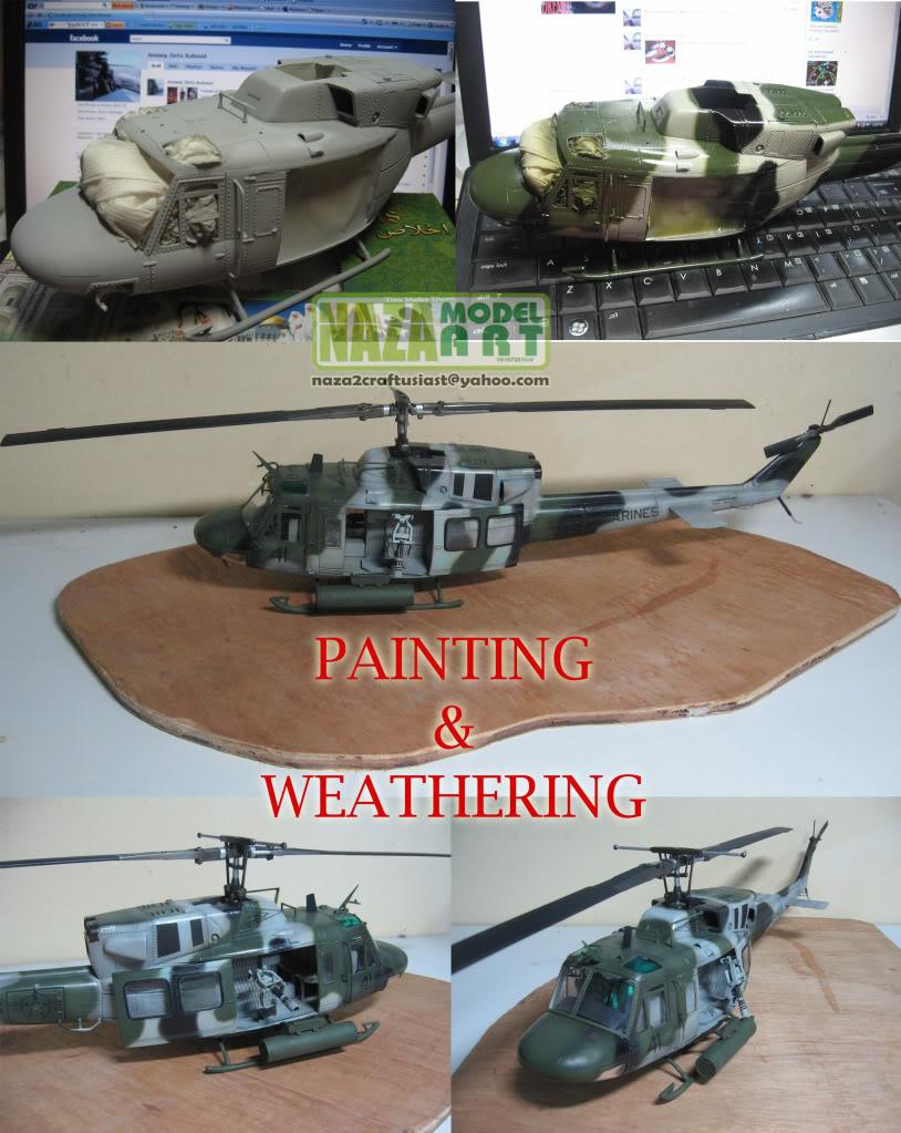 GALERI NAZA MODEL ART UH-1NPAINTING