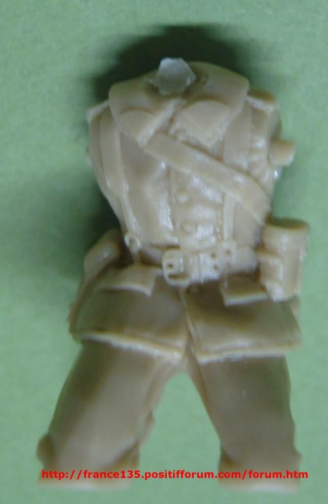 """Figurine """"Chef de pièce"""". Blitz, ref 35-3012. Résine. BLITZ1-35CHEFDEPIECEREF35-3012_03"""