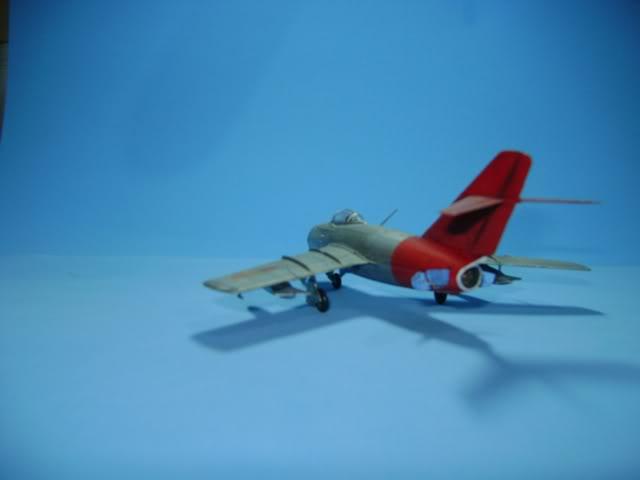 Mikoyan Gurevich MiG-15 Fagot 1/72 Hobby Boss DSC02366