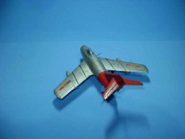 Mikoyan Gurevich MiG-15 Fagot 1/72 Hobby Boss DSC02368