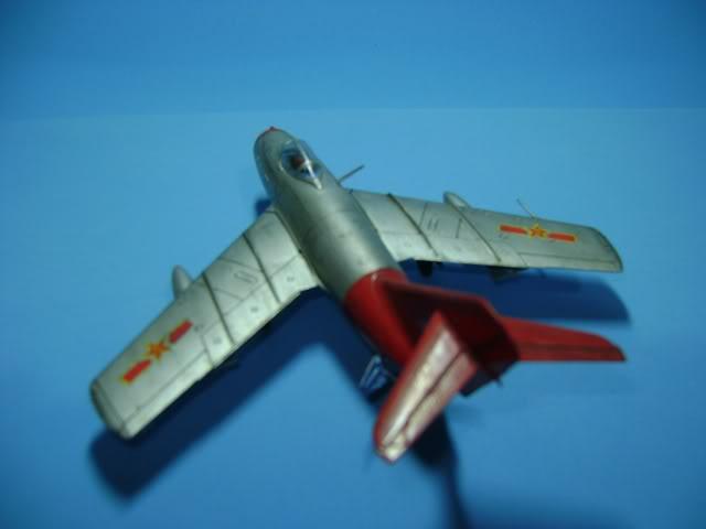 Mikoyan Gurevich MiG-15 Fagot 1/72 Hobby Boss DSC02369
