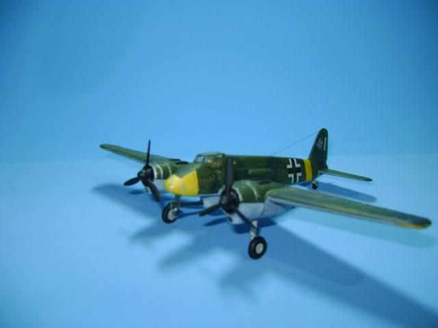 Henschel Hs 129 1/72 Lindberg DSC02376