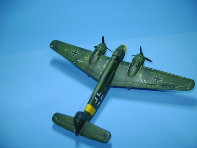 Henschel Hs 129 1/72 Lindberg DSC02378