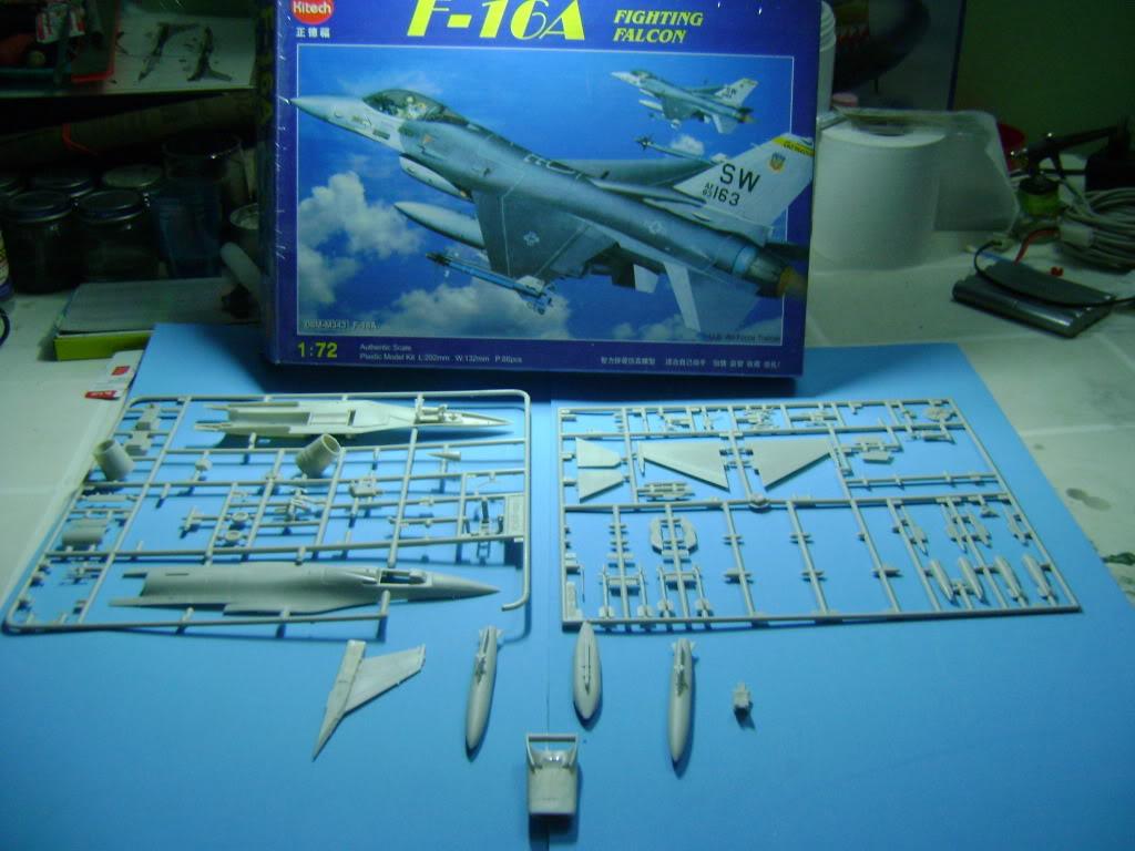 Lockheed Martin F-16a Fighting Falcon FAV DSC01924