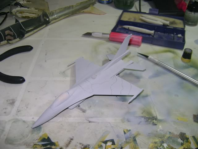 Lockheed Martin F-16a Fighting Falcon FAV DSC02279