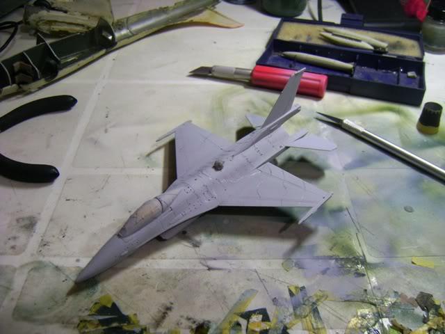 Lockheed Martin F-16a Fighting Falcon FAV DSC02280