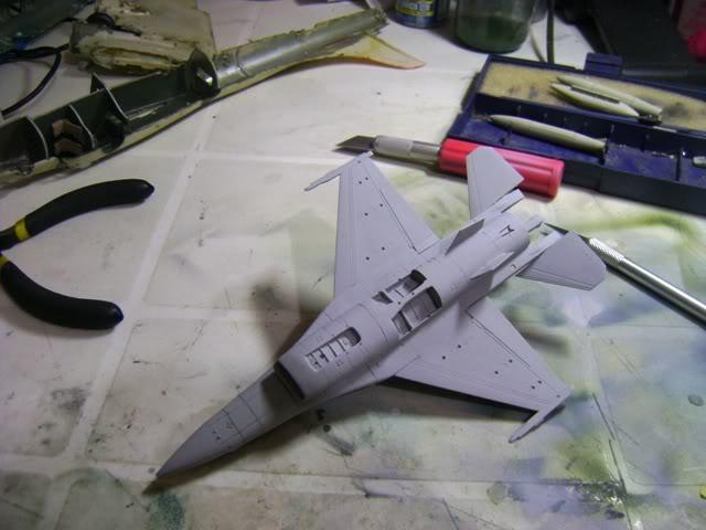 Lockheed Martin F-16a Fighting Falcon FAV DSC02281
