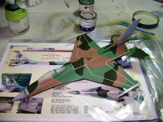 Lockheed Martin F-16a Fighting Falcon FAV DSC02283