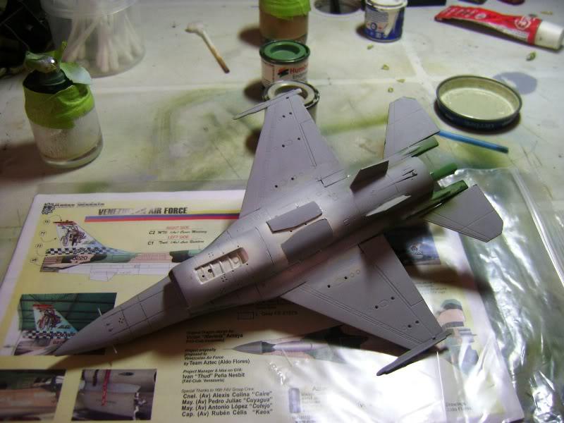 Lockheed Martin F-16a Fighting Falcon FAV DSC02284