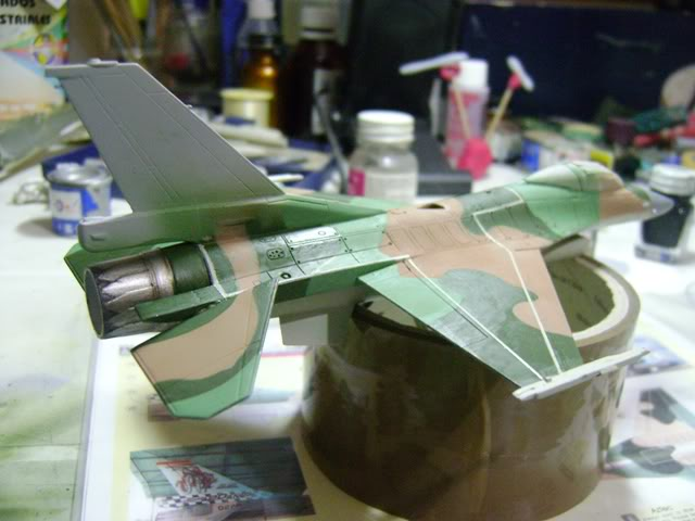 Lockheed Martin F-16a Fighting Falcon FAV DSC02294