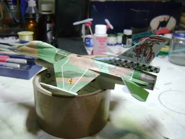 Lockheed Martin F-16a Fighting Falcon FAV DSC02295