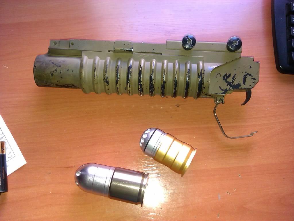 Vendo lanzagranadas M203 IMAG0462