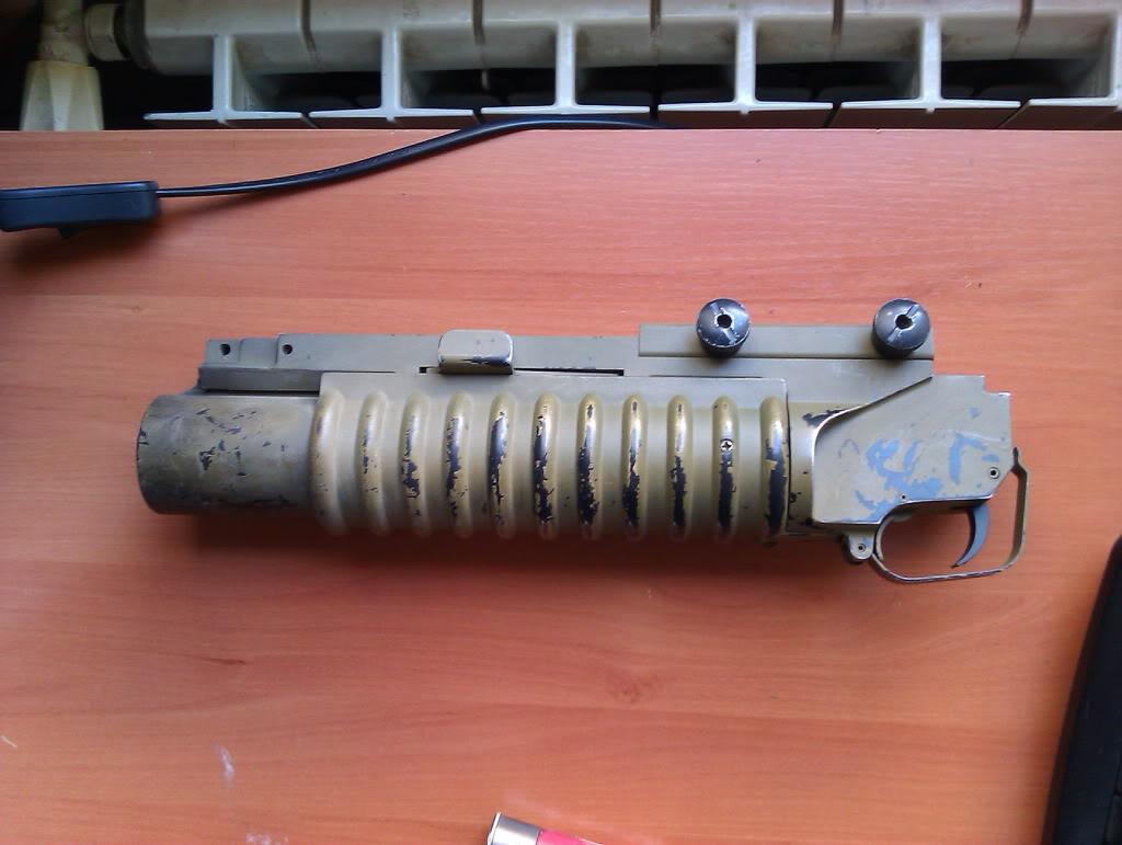 Vendo lanzagranadas M203 IMAG0463