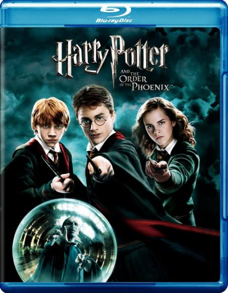 Harry Potter and the Order of the Phoenix (2007) Hp5