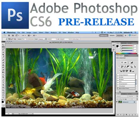 Adobe Photoshop CS6 dostupan za preuzimanje AdobePhotoshopCS6v130PreReleaseforWINDOWS