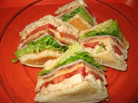 Club sandwich à ma façon Club-Sandwich