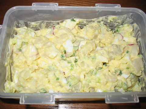 Salade de pommes de terre de Maman Salade-de-pommes-de-terre