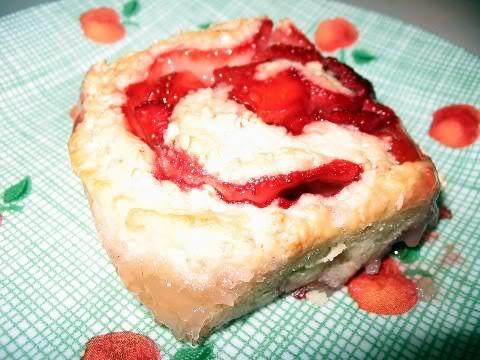 Kaléidoscope aux fraises Kalefraises