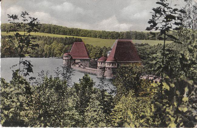 Der Mohnesee Dam! MonaDam