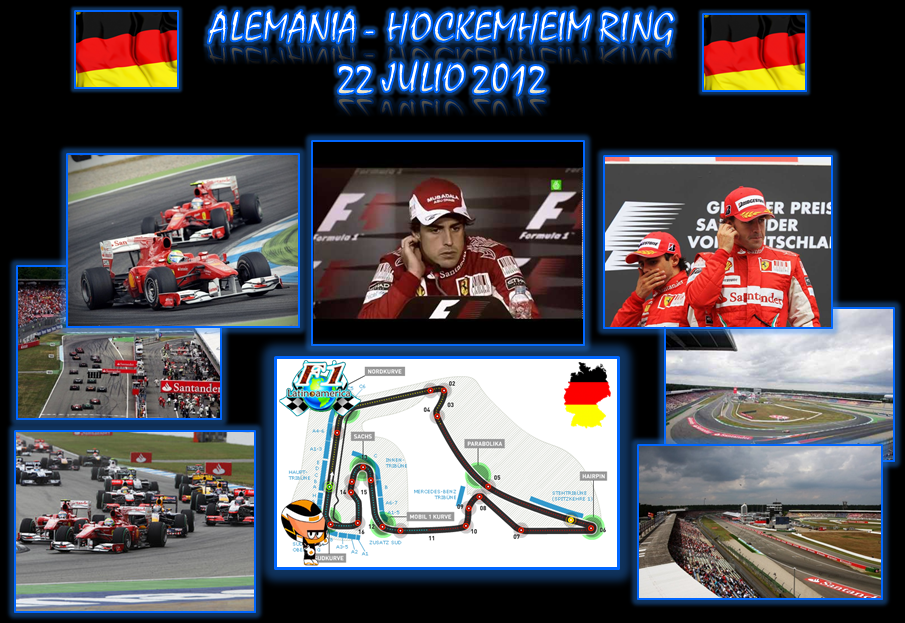CALENDARIO SEXTA TEMPORADA ALEMANIA
