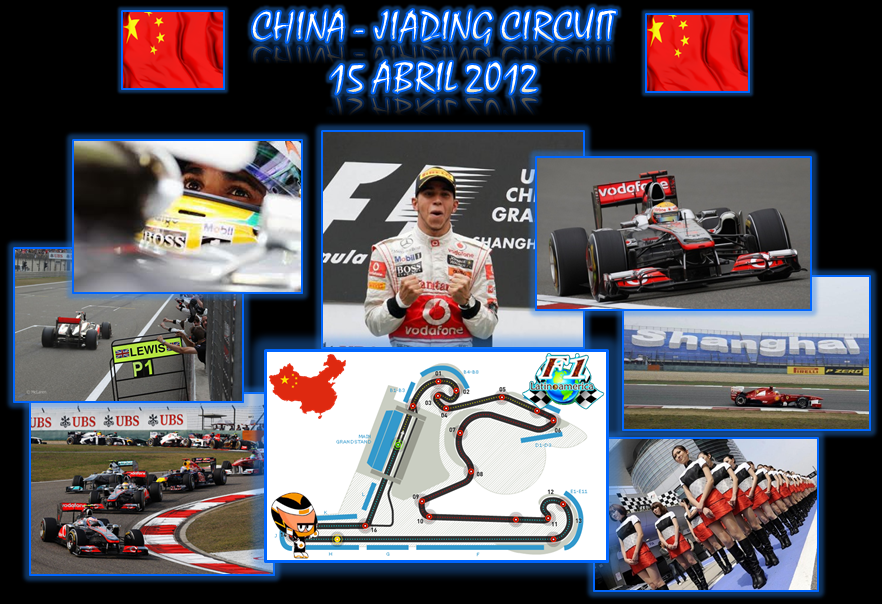 CALENDARIO SEXTA TEMPORADA CHINA