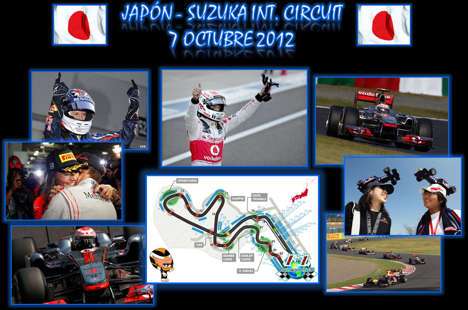 CALENDARIO SEXTA TEMPORADA JAPON