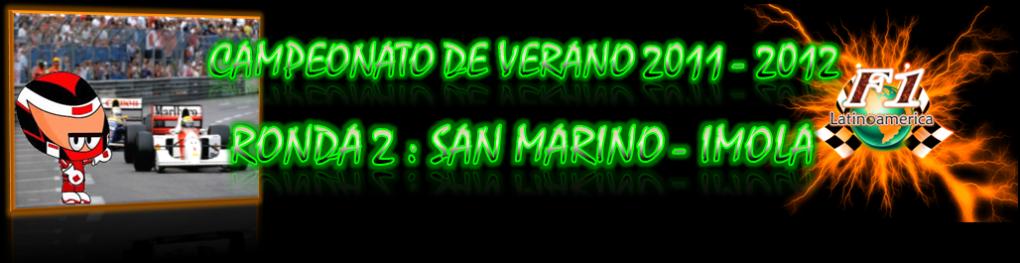 RONDA 2: SAN MARINO - ENZO Y DINO FERRARI Sanmarino
