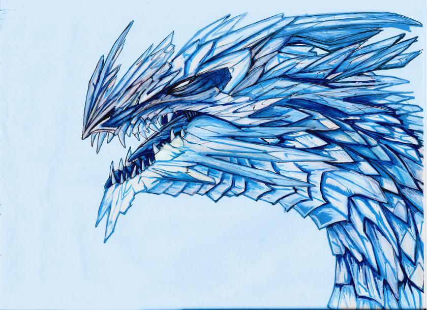 Một loài rồng được tạo ra bởi con người, đó là một pháp nữ pháp sư cực giỏi  của thành Tower. Toàn thân là những mảnh pha lê đỏ rực cực kỳ ...