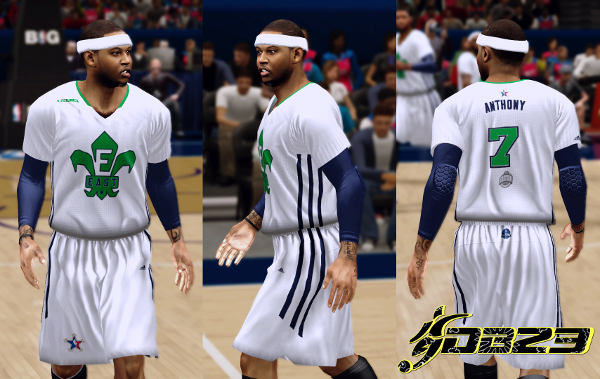 NBA 2K14 Official Jersey/Court of All-Star 2014 EastHome_zps94d12b9a