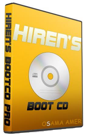 افتراضي اسطوانة الصيانة العملاقة Hiren's BootCD 10.6 بحجم 270 ميجا.  D