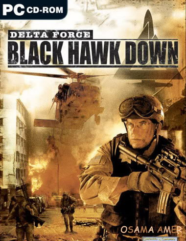 Delta Force Black Hawk Down DF