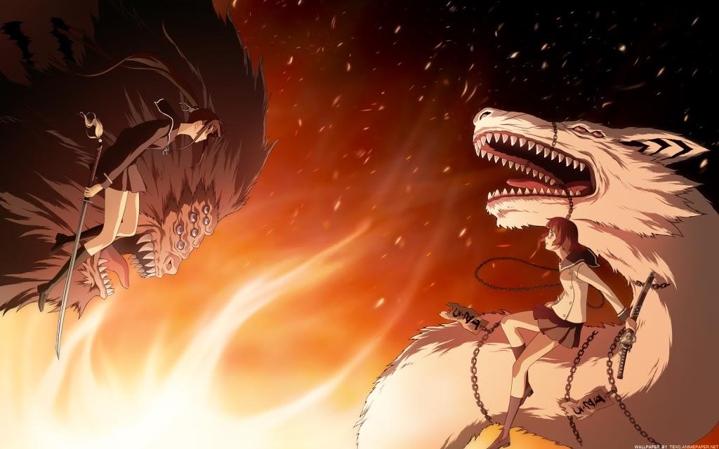 Ga Rei Zero AnimePaperwallpapers_Ga-rei_Tens16_