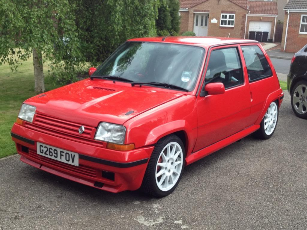 T2 Maxi - UK Red5