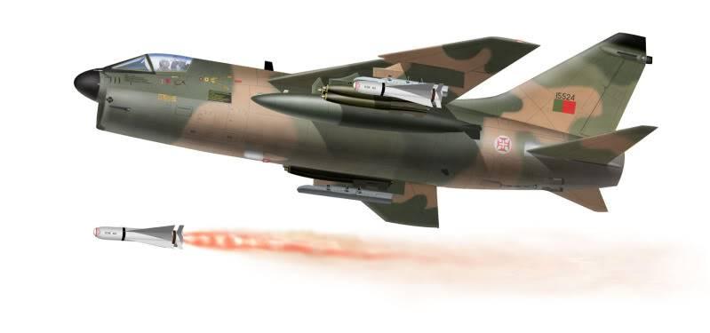 A-7P Corsair II A-7Px