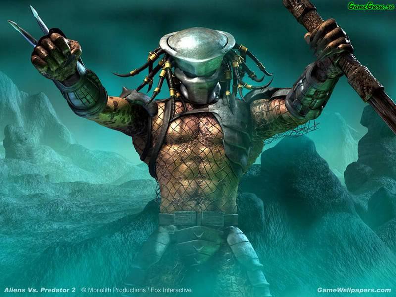 The Grand hunter, The Predator Predator