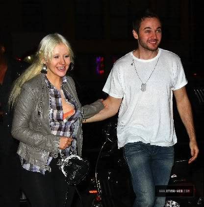 Christina going to darby nightclub - May 7th 2011 Darbynightclub-May7th2011