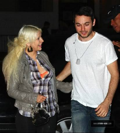 Christina going to darby nightclub - May 7th 2011 Darbynightclub-May7th20114