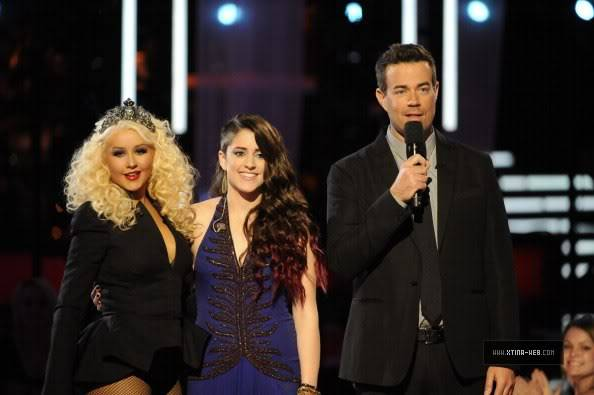 New stills from The Voice live shows TheVoiceSeason2Stills29