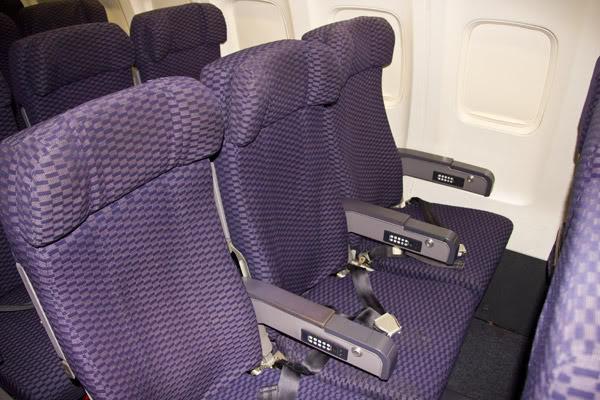 Voando na Copa Airlines, Executiva e Econômica. O Que Esperar? Assento-economica