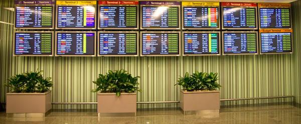 Aeroporto de Changi: O Que Todo Aeroporto Brasileiro Quer Ser Quando Crescer Partidas-e-chegadas-post