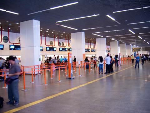 Aeroporto de Brasília Check-in-BSB
