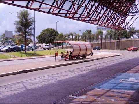 Aeroporto de Brasília Onibus-bsb