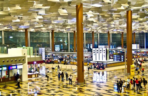 Aeroporto de Changi: O Que Todo Aeroporto Brasileiro Quer Ser Quando Crescer Saguao9