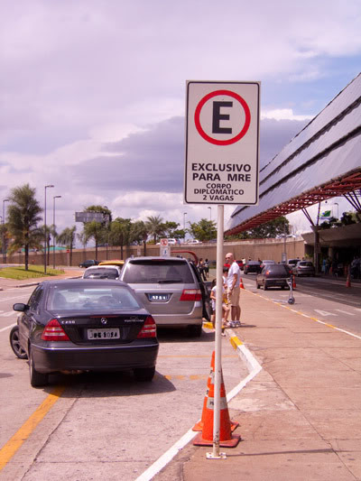 Aeroporto de Brasília Vagas-mre