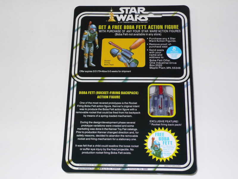 New Vintage Boba Fett, is he vintage? Rf4