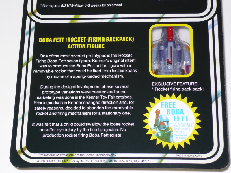 New Vintage Boba Fett, is he vintage? Rf5