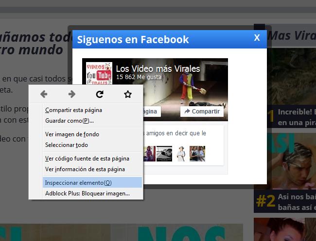 Eliminar pantallas de bloqueo de las páginas que obligan a compartir contenido. 2_zpsofuweonf