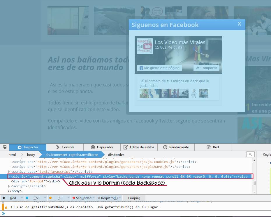 Eliminar pantallas de bloqueo de las páginas que obligan a compartir contenido. 3_zpspuunbdqw