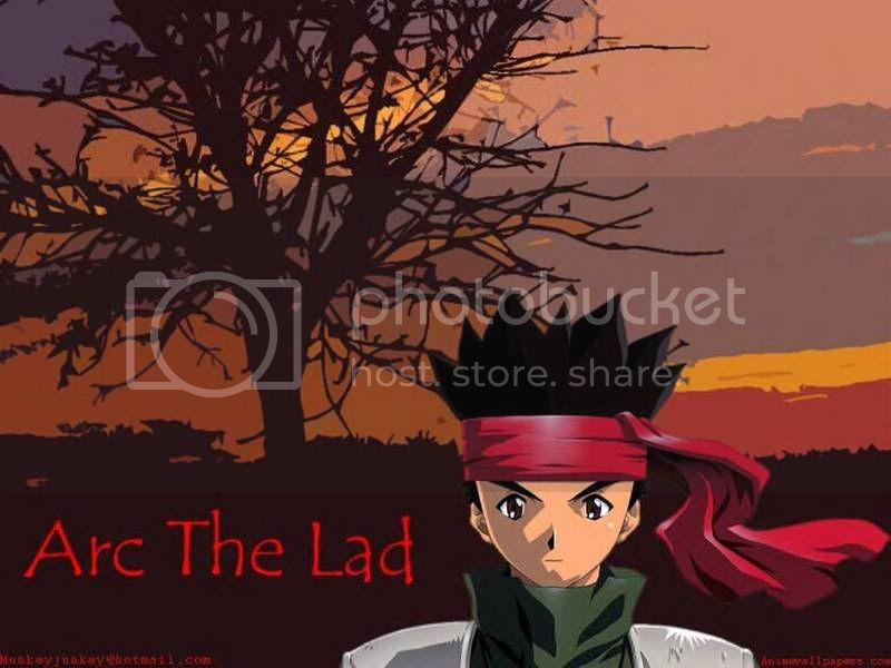 Arc the Lad