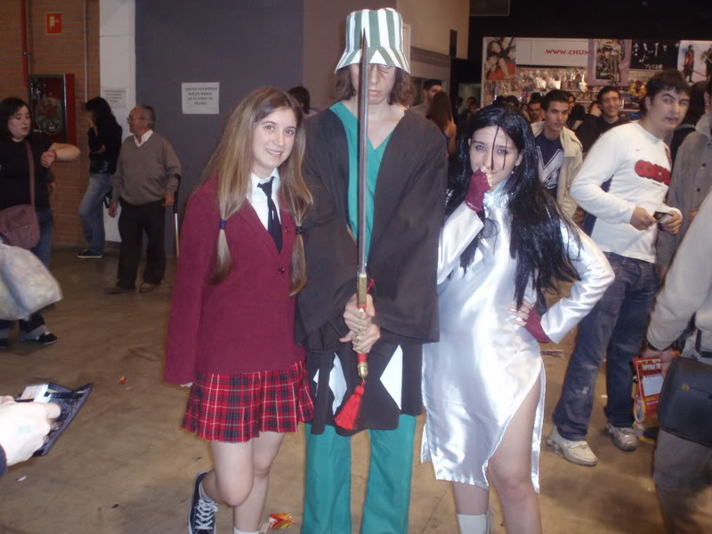 ¿Qué cosplay has llevado? Salndelmanga2007